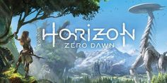 """[Click """"visit"""" to view all resolutions] Horizon Zero Dawn is an upcoming action role-playing video game developed by Guerrilla Games and published by Sony Interactive Entertainment for the PlayStation 4 in Playstation, Xbox, Starwars, Dawn News, Ps4 Exclusives, Cinematic Trailer, Female Protagonist, Zelda, Film 2017"""