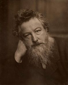 William Morris - Books & Flowers