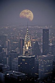 Fancy - Moon Over Manhattan.