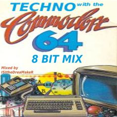 """Check out """"Live Mini DJSet w/ 2 commodore64 and 1 mixer (8 bit Mix Chiptune techno)"""" by ISItheDreaMakeR 8*Bit*Mix on Mixcloud #edm #techno #chiptune"""