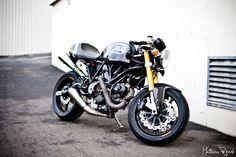 Ducati 1000 Sport Classic Cafe Racer.