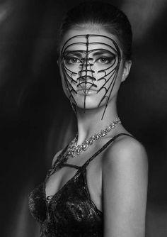 Nika Danielska Designs Sharply Fierce Fashion Accessories #halloween trendhunter.com