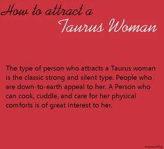 Taurus woman — very true