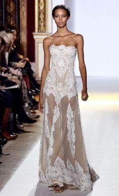 Zuhair Murad Haute Couture spring/summer 2013 Zuhair Murad High Fashion Haute Couture glamour featured fashion - LOVE IT!