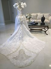 Vintage Eve of Milady Wedding Gown