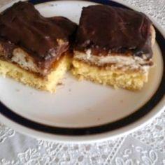 Babapiskótás-csokis szelet Tiramisu, Ethnic Recipes, Food, Meal, Essen, Tiramisu Cake