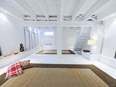 basement studio inspiration!