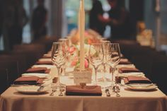 Wedding at Private Dining by Sepia | Photography by This Is Feeling