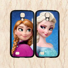 Samsung galaxy s4 active case,Samsung Galaxy S3 case,Samsung Galaxy note 3 case,galaxy note 2 case,s3 mini case,s4 mini,Frozen,in plastic. by CrownCase88, $28.99