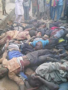 The Boko Haram terrorists have been rampaging throughout Nigeria since at least…