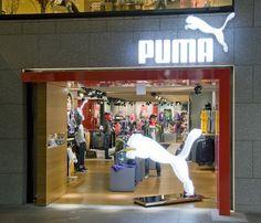 Puma store by Plajer & Franz Studio, Tokyo Harajuku