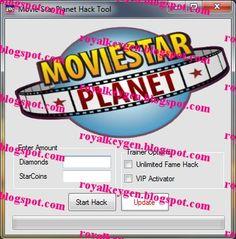 Royal Keygens: Movie Star Planet Hack Tool [FREE Download] [No Survey] [2013]