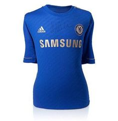 Willian Autographed Jersey - Shirt 2012 2013 - Autographed Soccer Jerseys *** You can find out more details at the link of the image.