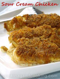 Sour-Cream-Chicken