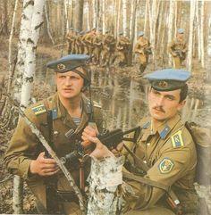 Soviet VDV Troops