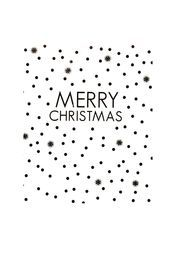 ♥ christmas cards 2014, CONFETTI CHRISTMAS