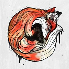 Placing an order of prints right now. Feel free to tag a friend who you think would dig a pretty little fox on their wall