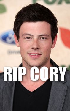 Ellen spoke with Glee star Mike O'Malley about an upcoming tribute episode dedicated to the late Cory Monteith.