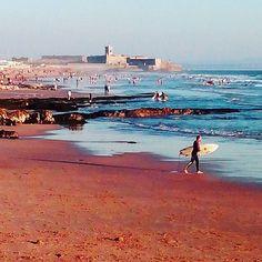 #atthebeach Carcavelos http://viajarporquesim.blogs.sapo.pt/