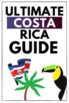 Check out this Ultimate Costa Rica Vacations Travel Guide with information about Costa Rica activities, costa rica hotel recommendations, best day tours in costa rica and Costa Rica travel and safety tips. Vacation Trips, Vacations, Costa Rica Travel, Safety Tips, Day Tours, Business Travel, Family Travel, Travel Guide, Travel Inspiration
