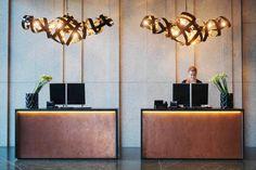 """Raubkunst? Von wegen. Das Designhotel """"The Thief"""" in Oslo glänzt ganz legal mit hochwertigen Kunst-Stücken."""