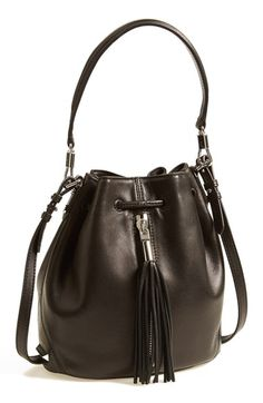 Elizabeth and James 'Mini Cynnie' Leather Crossbody Bag available at #Nordstrom