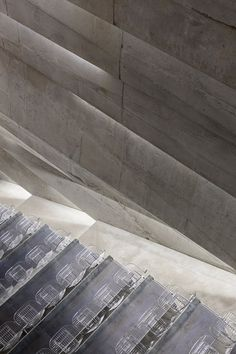 Peter Haimerl's Bavarian concert hall has a rough stone exterior and a raw concrete interior | IKEA Decoration