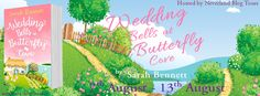 Today I have a review for the book Wedding Bells at Butterfly Cove by Sarah Bennett. Blurb A second chance by the sea? When Kiki Jackson's marriage falls to pieces, there's only one place that she …
