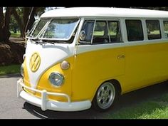 Electric VW Bus now with Lithium Batteries - YouTube