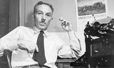 You might get shouted at ... EB White, co-author of The Elements of Style.
