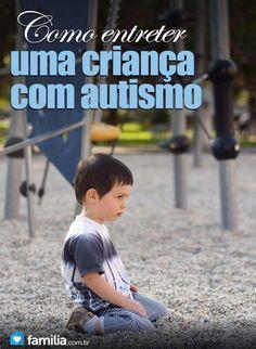 Aprenda essas valiosas dicas de atividades lúdicas que podem ser oferecidas para a criança com autismo, que devem estimular as áreas da interação social, comportamento e comunicação.