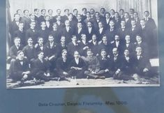 This is a pic of a composite that was on eBay of the Beta Chapter of Delphic at Oneonta, NY from 1898. Sigma Tau, Fraternity, Old Things, Ebay