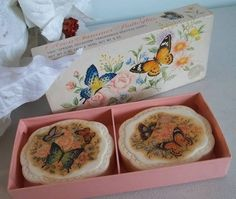 Avon Soap. I can still remember this smell from my childhood.
