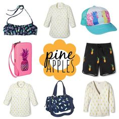 On Trend: Pineapples   Style On Target