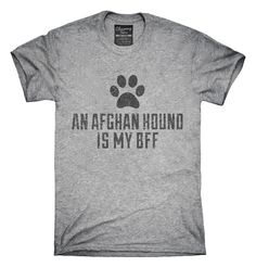 Cute Afghan Hound Dog Breed T-shirts, Hoodies,