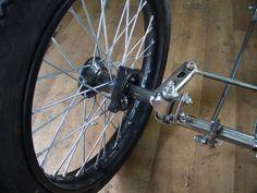 construction pics 1924 cyclekart great britain : CycleKart Tech Forum : CycleKart Forum : The CycleKart Club Soap Box Cars, Soap Boxes, Ideas Para Inventos, Char A Voile, Bike Cart, Diy Go Kart, Car Tags, Recumbent Bicycle, Solar Car