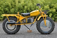 Bid for the chance to own a No Reserve: 1970 Rokon Trail-Breaker at auction with Bring a Trailer, the home of the best vintage and classic cars online. Off Road Moto, Electric Sports Car, Porsche 356a, Transportation Technology, Off The Map, Floating In Water, Aluminum Wheels, Classic Cars Online, Go Kart