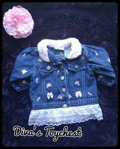863f07d962e9 20 Best Custom Made Jean Jackets images