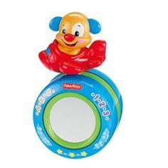 《Fisher Price 費雪牌》學習爬行音樂球 -GOHAPPY快樂購物網