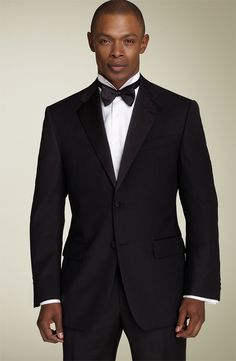 Men's Black Slim Fit Calvin Klein Tuxedo, Smoothness and sophistication are essential elements of the men's formalwear aesthetic, but what of svelteness? More and more today we're seeing men opt for slimmer, more tailored fits Slim Fit Tuxedo, Tuxedo For Men, Groom Tuxedo, Wedding Men, Wedding Suits, Dream Wedding, Tuxedo Wedding, Wedding Ideas, Wedding Groom