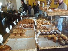 La Boulangerie (Bakery) 4600 Magazine Street New Orleans, LA Uptown......4 miles from Hotel