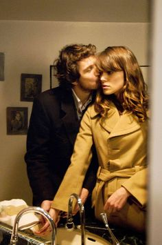 Guillaume Canet & Keira Knightley in Last Night...the choice she's gonna take will be a decision life-changing reflected for her entire life...