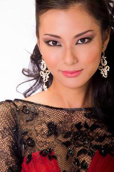 Yukimi Matsuo Miss Japan Universe 2013