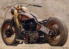 Ratbike : V-Twin Forum: Harley Davidson Forums