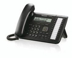 Standard SIP Phone (KX-UT133-B) by Panasonic on ValleySeek for $99.99 and Free Ground Shipping