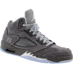 "Air Jordan 5 ""Wolf Grey"""