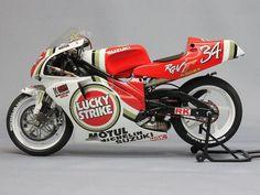 1995 Suzuki RGV Y 500 Lucky Strike