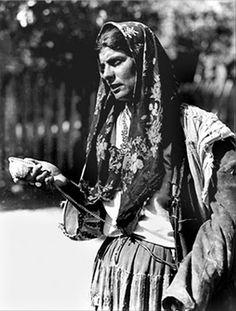 Fortune Teller, 1920's, Romania