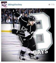 LA Kings countdown to training camp