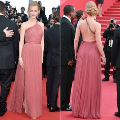 Nicole+Kidman+Goes+Backless+For+'Paperboy'+Premiere+In Cannes